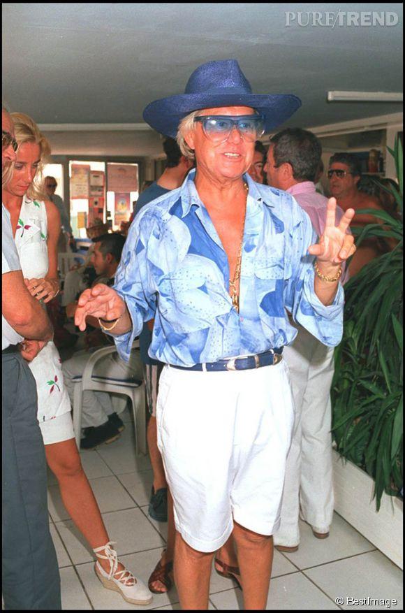 Michou au festival international de la voyance en 1984.