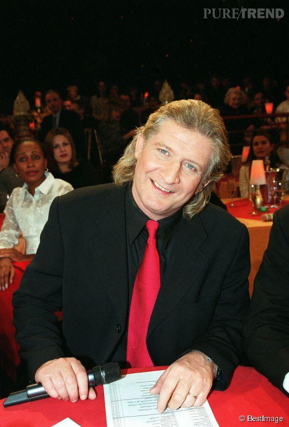 Patrick Sébastien présente Le plus grand cabaret du monde, ici en 2000.