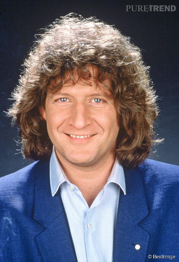 Patrick Sébastien pour son émission Sébastien c'est fou en 1989.