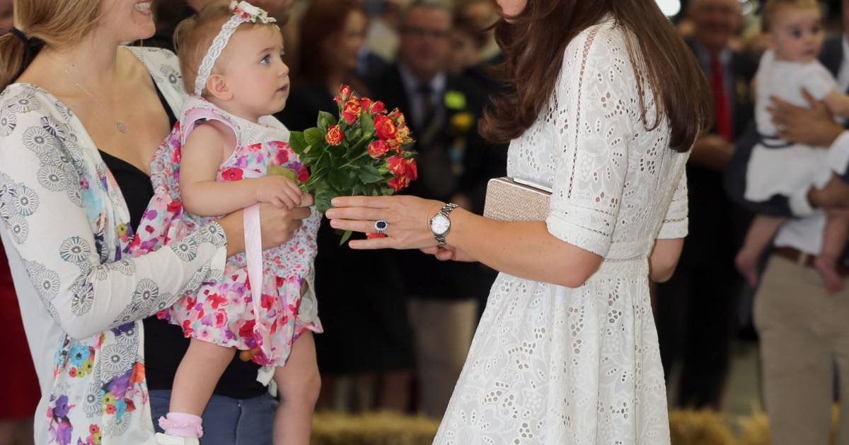 Kate Middleton S 39 Est Rendue Au Royal Easter Show Une Foire Agricole De Sydney