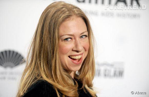 Chelsea Clinton est enceinte de son premier enfant.