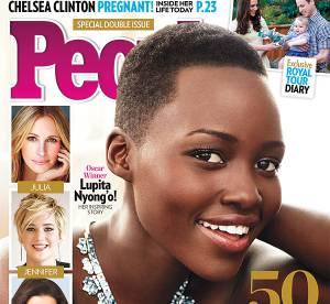 Lupita Nyong'o, la plus belle femme du monde 2014 selon People