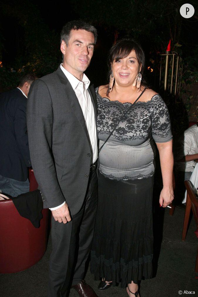 Mich le bernier et bruno gaccio sont rest s ensemble durant 15 ans - Charlotte de turckheim et son mari ...
