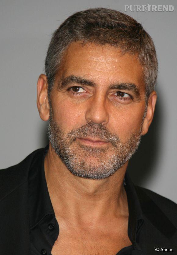 George Clooney en 2007.