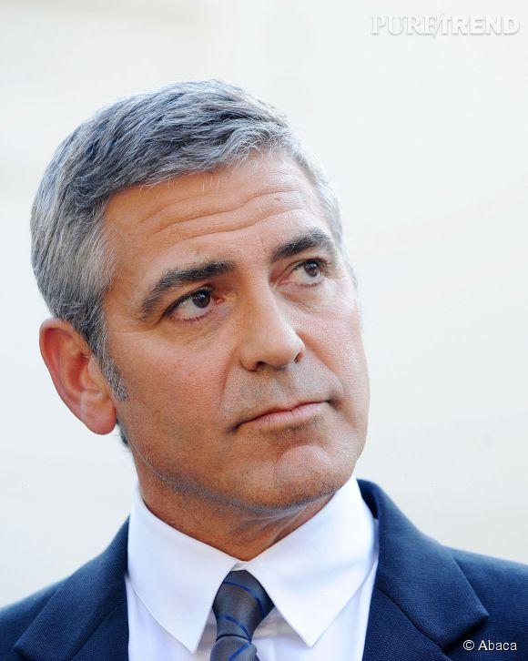 George Clooney en 2010.