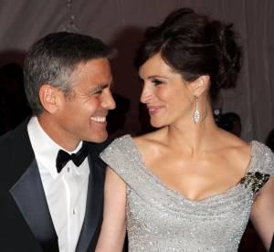 George Clooney fiancé : Julia Roberts surexcitée et fan de la future mariée