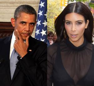 Kim Kardashian, rembarrée par le personnel de Barack Obama