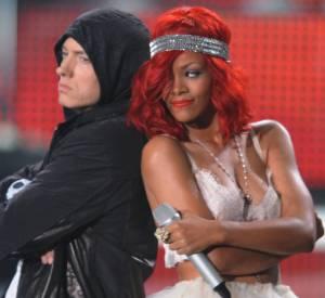 Eminem et Rihanna partent en tournée à travers les Etats-Unis pour leur Monster Tour, ça promet...