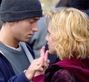Eminem raconte son parcours difficile dans le film 8 Miles, avec la défunte actrice Brittany Murphy en 2002.