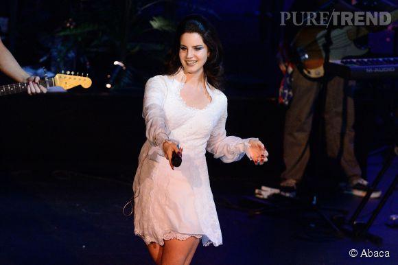 Est-ce que Lana Del Rey chantera la chanson préférée de Kim Kardashian pour son mariage avec Kanye West ?