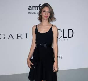 Sofia Coppola en Louis Vuitton au gala de l'amfAR à l'Hôtel du Cap le 22 mai 2014.