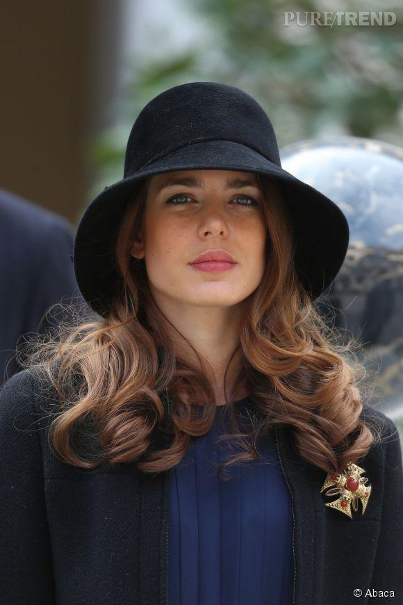 Charlotte Casiraghi, la plus jolie fille de Monaco.