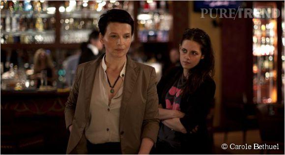 """""""Sils Maria"""" de Olivier Assayas avec Kristen Stewart face à Juliette Binoche."""