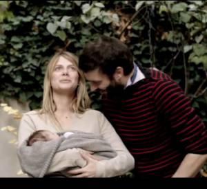 Mélanie Laurent et Cyril Dion nous parlent de leur projet pour Colibris... L'actrice en profite pour nous présenter son petit Léo.