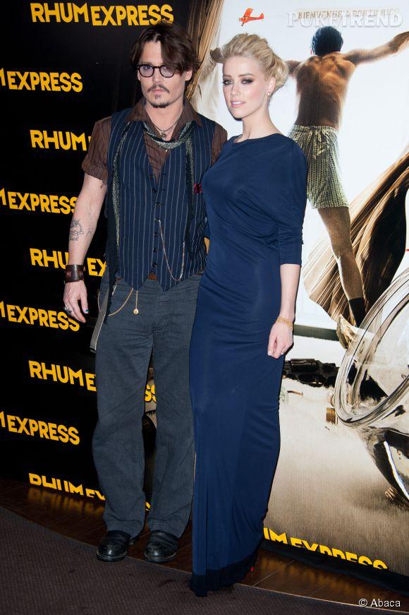 Johnny Depp et Amber Heard : bientôt le bébé ?