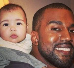 Kanye West, inquiet pour la sécurité de sa fille North