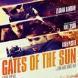Lorie est méconaissable sur cette affiche du film Gates of the Sun-Algeria Forever avec Mike Tyson.