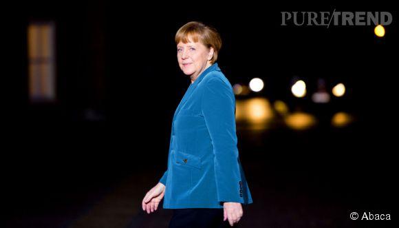 Pour la 4e année consécutive, Angela Merkel est désignée femme la plus puissante du monde par le magazine Forbes.