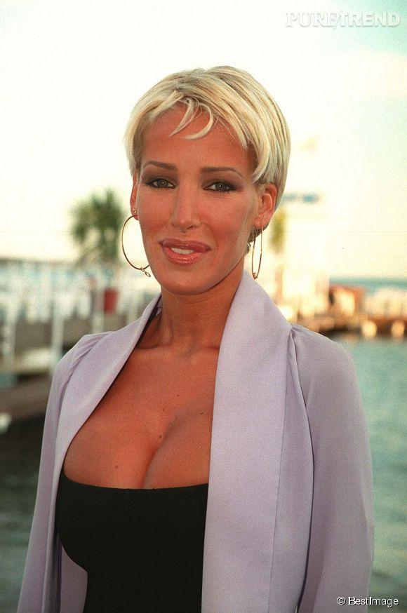 Ophélie Winter au Festival de Cannes de 1997.