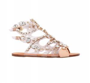Chaussures : 12 nu-pieds chics et tendances pour l'été 2014 !