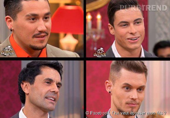 """Ce vendredi 13 juin 2014, finale de l'émission """"Qui veut épouser mon fils ?"""" saison 3 dès 23h sur TF1."""