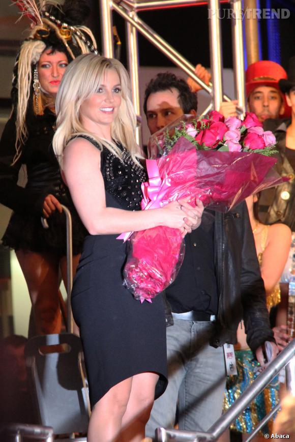 Britney Spears a dû avouer qu'elle ne chantait pas en live... En même temps, qui n'était encore pas au courant ?