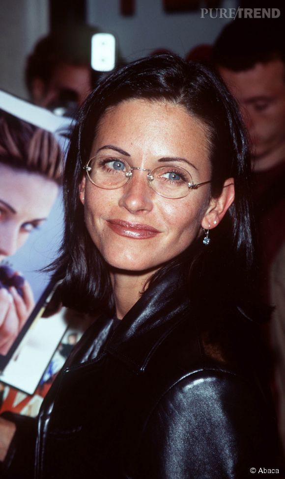 Courteney Cox en 2000.