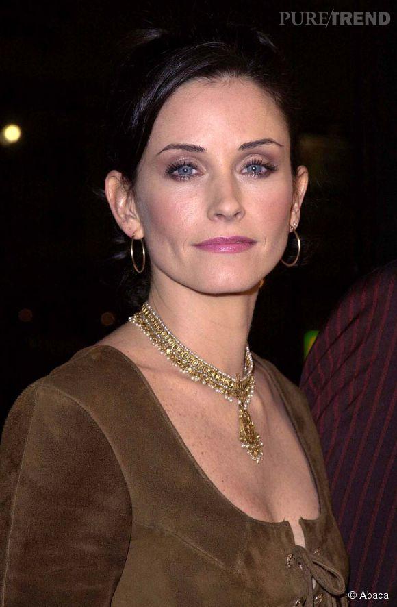 Courteney Cox en 2001.