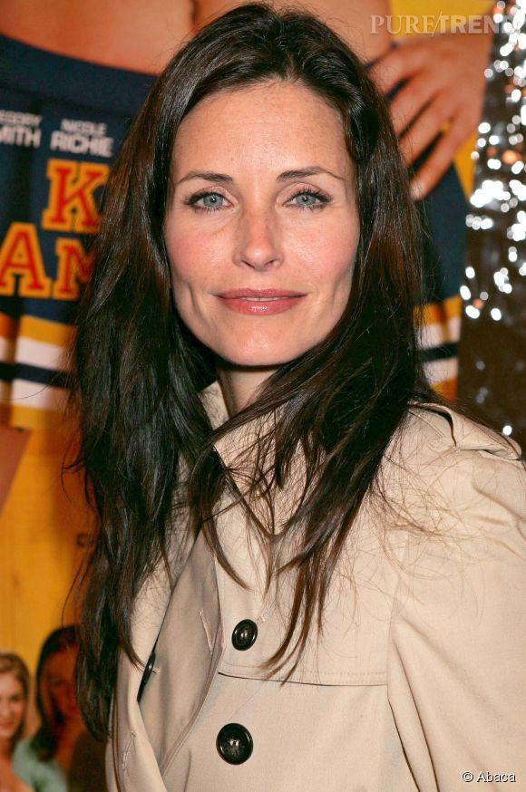 Courteney Cox en 2005.