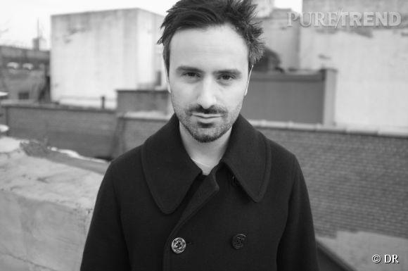 Le créateur Julien David s'associe pendant trois ansa avec Quiksilver.
