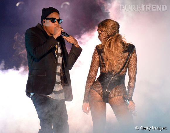 Jay-Z et Beyoncé ont débuté leur On the run tour ce 25 juin 2014 à Miami.