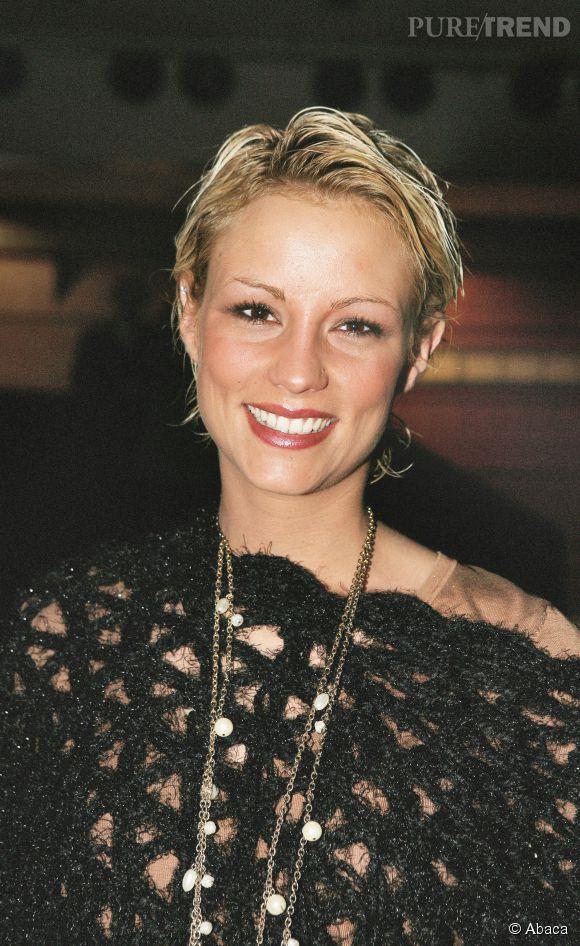 Elodie gossuin arbore la coupe la gar onne en 2005 puretrend - Coupe a la garconne ...
