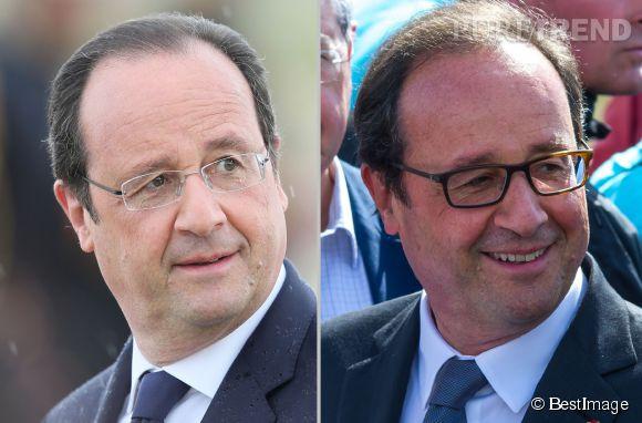 François Hollande à Solidays   le changement (de lunettes), c est ... 04bcf4bce335