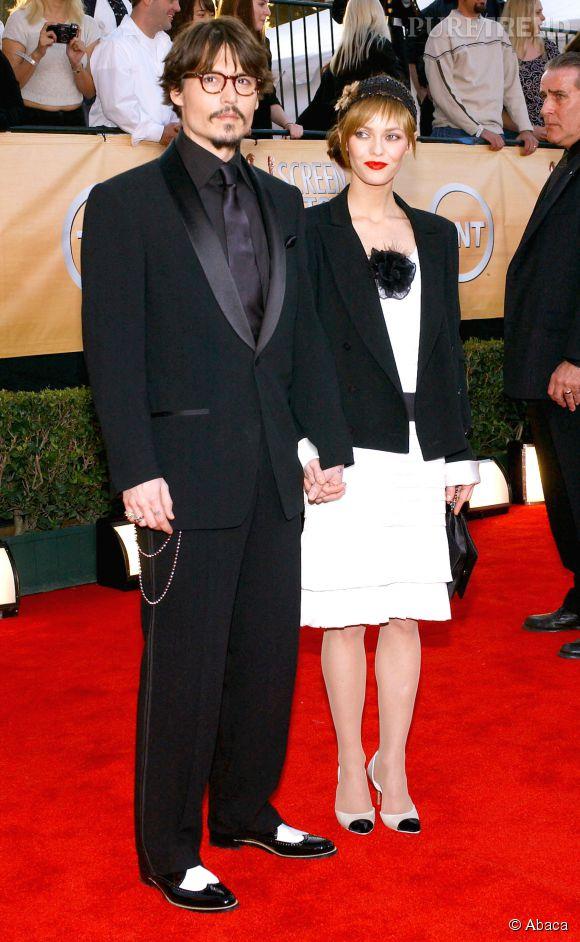 Johnny Depp resteront toujours très unis grâce à leurs deux enfants Lily Rose et Jack.