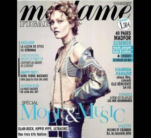 Vanessa Paradis : garçonne et mini bikini pour Madame Figaro !