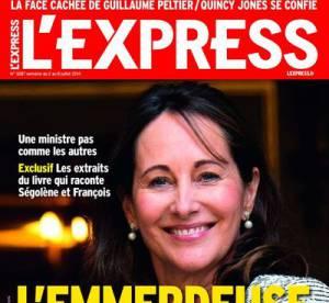 Ségolène Royal, ''L'Emmerdeuse'' : la nouvelle Une choc de L'Express