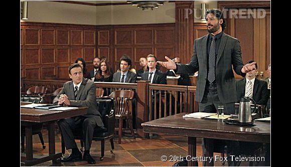 """Joe Manganiello a aussi joué dans des comédies, comme ici dans la série """"How I Met Your Mother""""."""