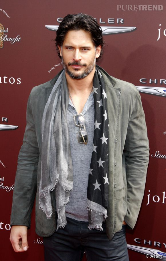 Joe Manganiello, l'un des beaux gosses d'Hollywood.