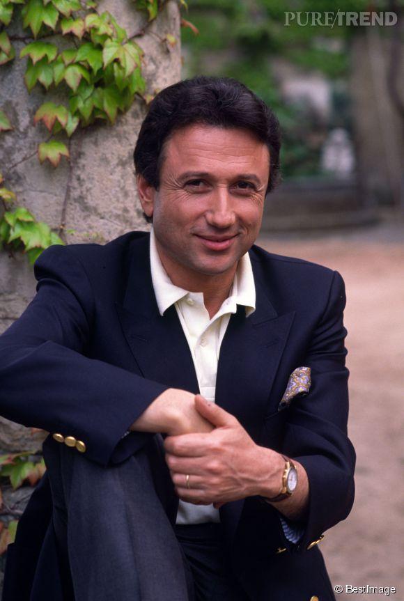 Michel Drucker en 1989.