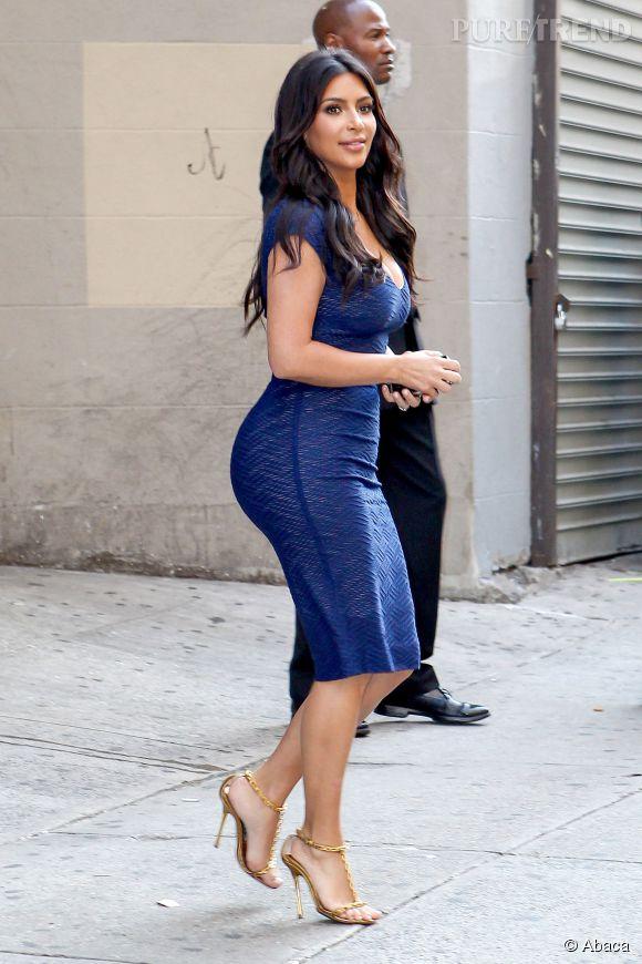 Kim Kardashian Des Fesses Plus Moul Es Que Jamais Puretrend