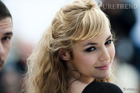 Louise Bourgoin et son blond californien.