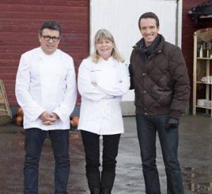 """""""Top Chef"""" : Christian Constant et Ghislaine Arabian pourront revenir faire des apparitions dans la saison 6, mais il y aura un nouveau jury."""
