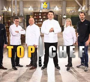 """Top Chef"" : Christian Constant, Thierry Marx, Ghislaine Arabian et Cyril Lignac rendent leur tablier !"