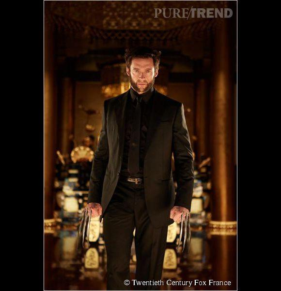 Le personnage de Wolverine a plus d'une centaine d'années.