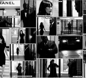 """""""Private View"""" le film de Karl Lagerfeld qui présente la collection Automne-Hiver 2014/2015 de Chanel."""