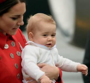 Le Prince George, un sosie officiel à l'approche de ses un an