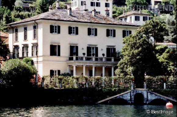 George clooney et amal alamuddin devraient normalement se marier dans la prop - Maison de georges clooney lac de come ...