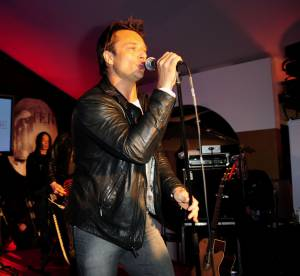 David Hallyday, le juré de Rising Star fait son come-back musical