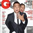 Justin Timberlake et Jimmy Fallon les deux acolytes en couverture de GQ.