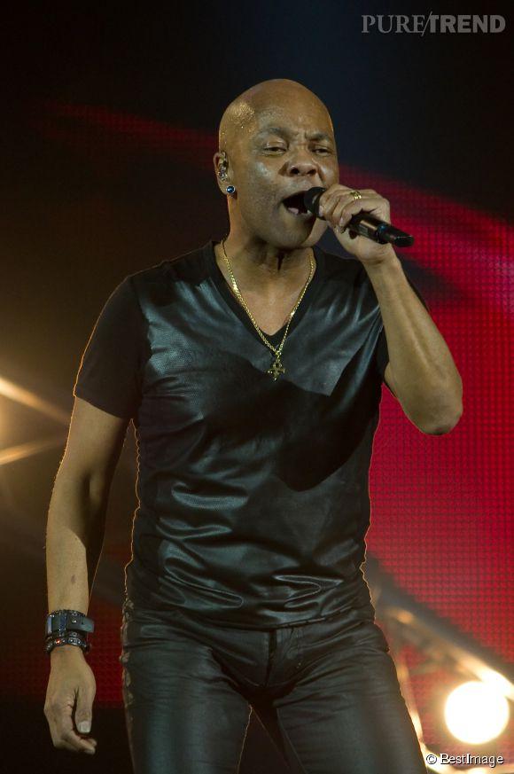 Mario Ramsamy : le chanteur est là depuis 1986, date de création du groupe Images.